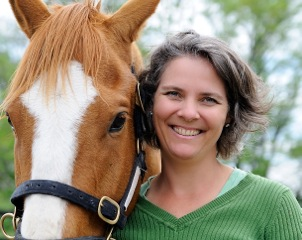 Diane Hunter, Certified Equus Coach and Life Coach